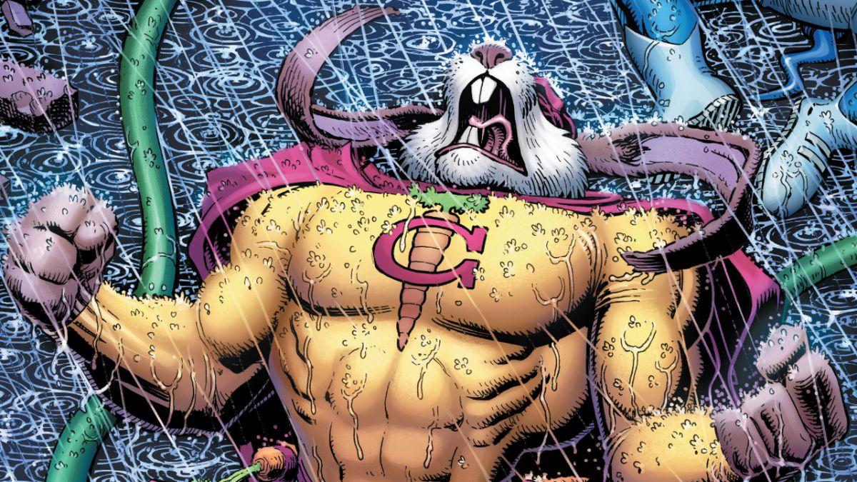 DC Joker War and Death Metal specials previews