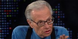 Talk Show Legend Larry King Has Reportedly Been Hospitalized With Covid