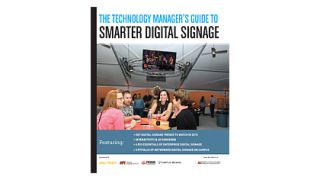 The Technology Manager's Guide to Smarter Digital Signage