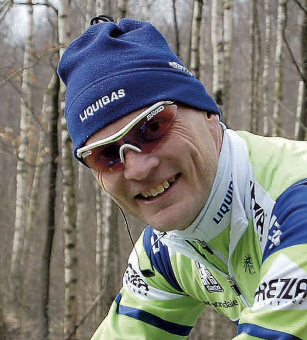 Magnus Backstedt 2007