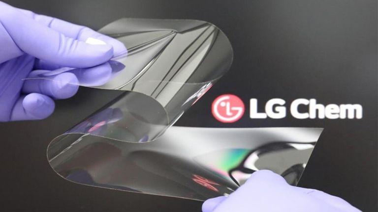 LG screen tech
