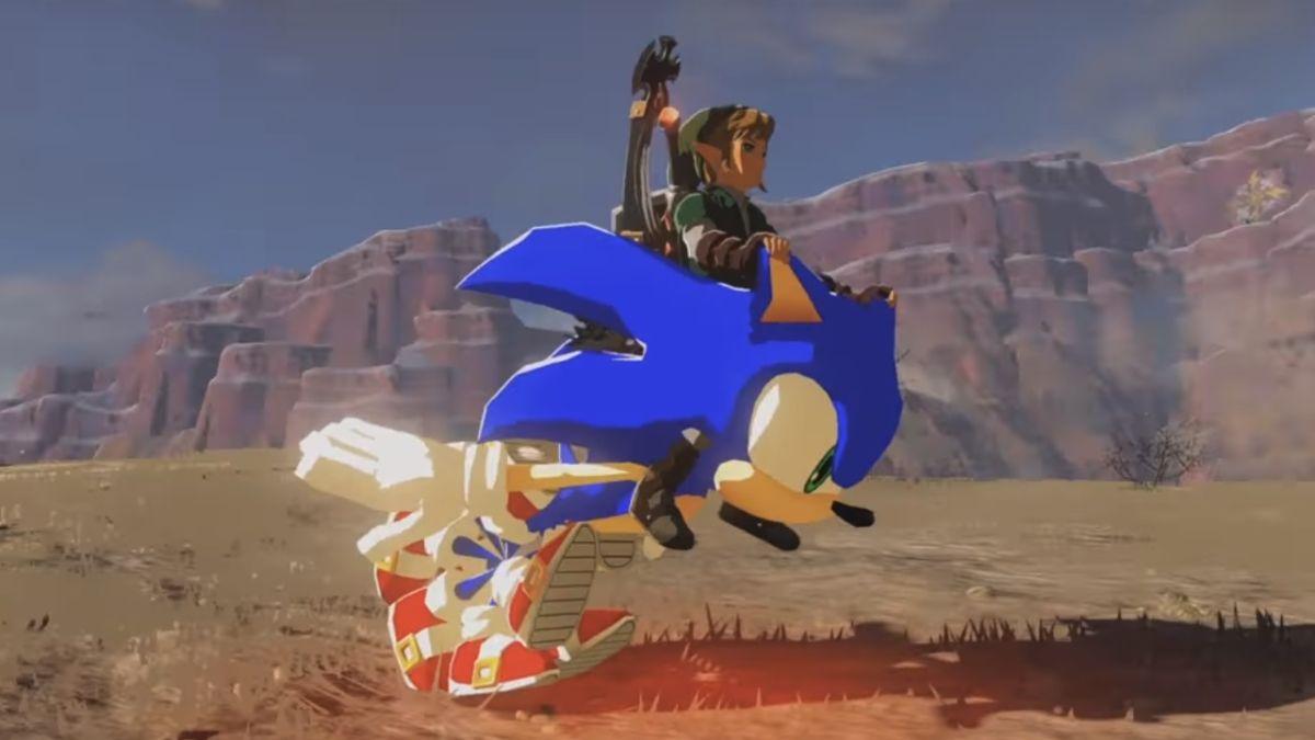 Legend Of Zelda Breath Of The Wild Bike Mods Are So Good Gamesradar