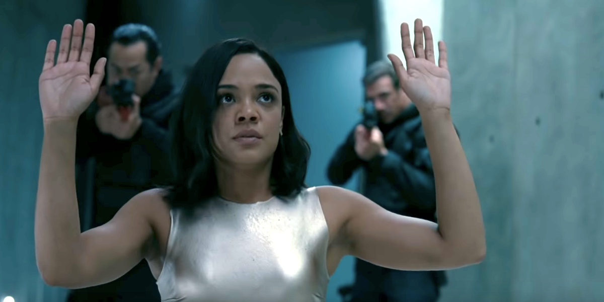 tessa thompson westworld season 3 hbo