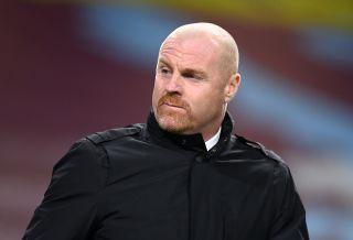 Burnley v Crystal Palace – Premier League – Turf Moor