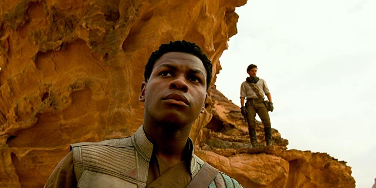 There's A Star Wars Reference In Small Axe That John Boyega Thought About Removing