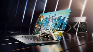 GeForce RTX 3000 Laptop