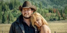 Oh No, Yellowstone's Kelly Reilly Sounds Less Optimistic Than Cole Hauser About Beth And Rip's Future