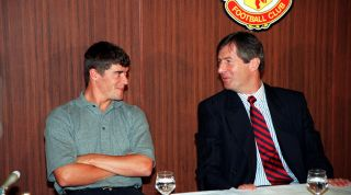 Roy Keane Fergie Blackburn