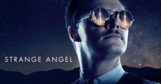 Strange Angel poster