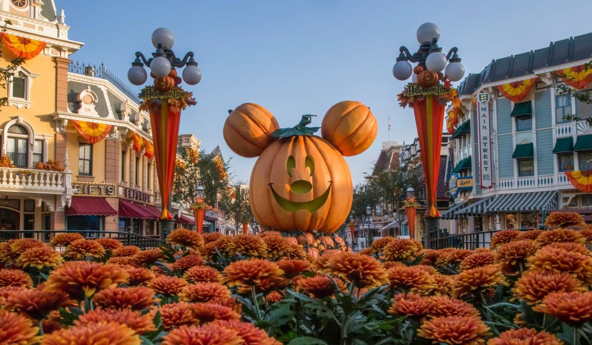 Michey Mouse pumpkin