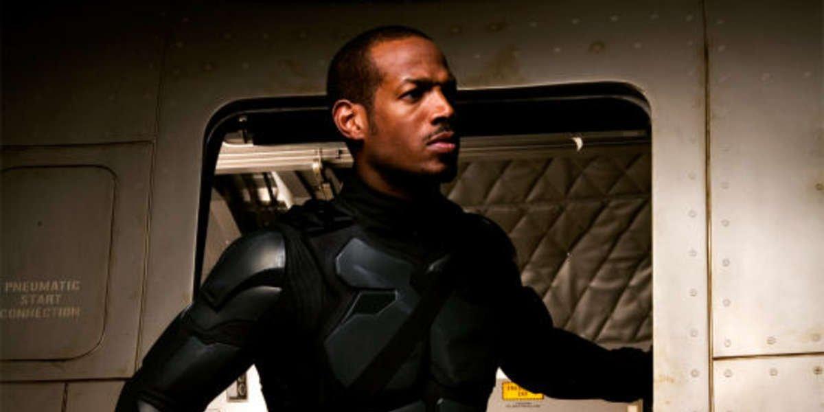Batman Returns' almost Robin Marlon Wayan in G.I. Joe: The Rise of Cobra