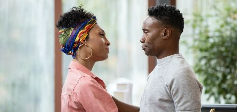 Pose's Blanca (MJ Rodriguez) tries to help her old friend Pray Tell (Billy Porter) with addiction — but he may not be ready to receive it.