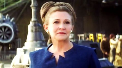 Carrie Fisher to appear in 'Star Wars: Episode IX'