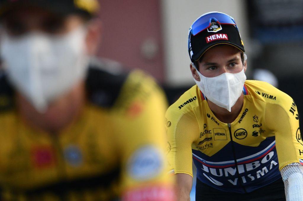 Roglic puts Tour de France loss behind him as Vuelta a España defence begins