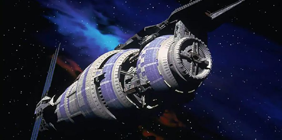 'Babylon 5' gets remastered and is now available to rent or buy online