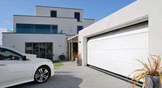 Sectional Garage Doors by Garador