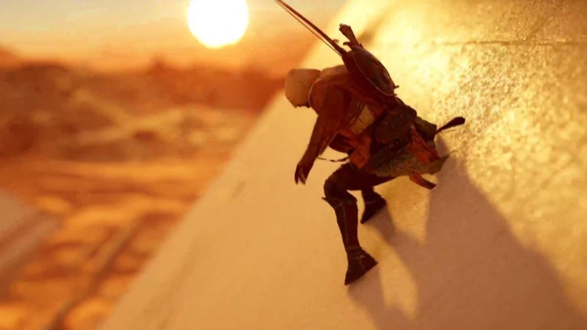 Assassin's Creed Origins brings back tombs and they're based on the real thing