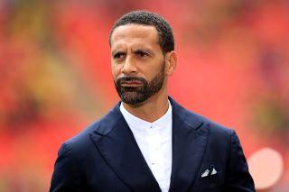 Rio Ferdinand file photo