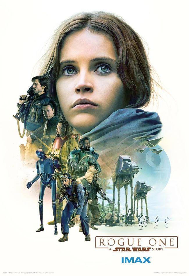 Изгой-один - IMAX постеры