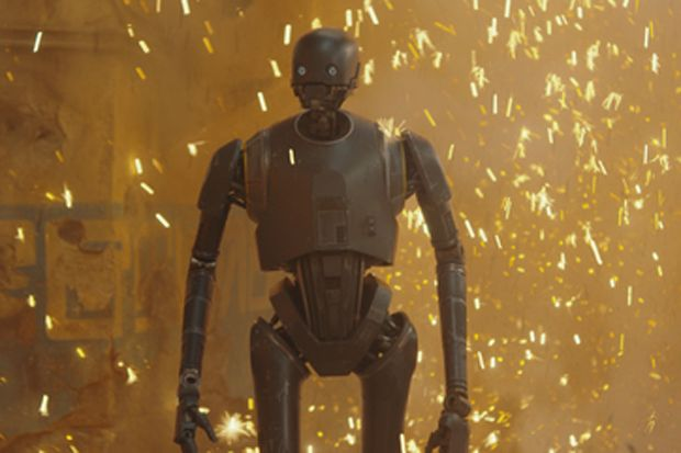 Alan Tudyk Returns as K-2SO in Cassian Andor Disney+ Series