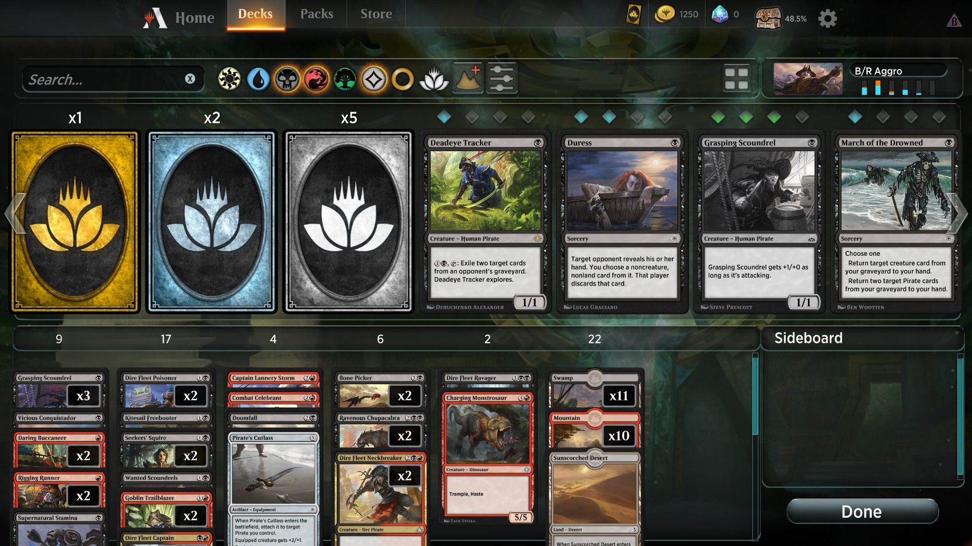 Here's details on Magic: The Gathering Arena's upcoming