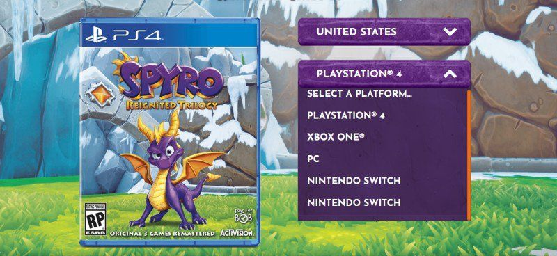 Will Spyro Reignited Trilogy come to PC? | PC Gamer