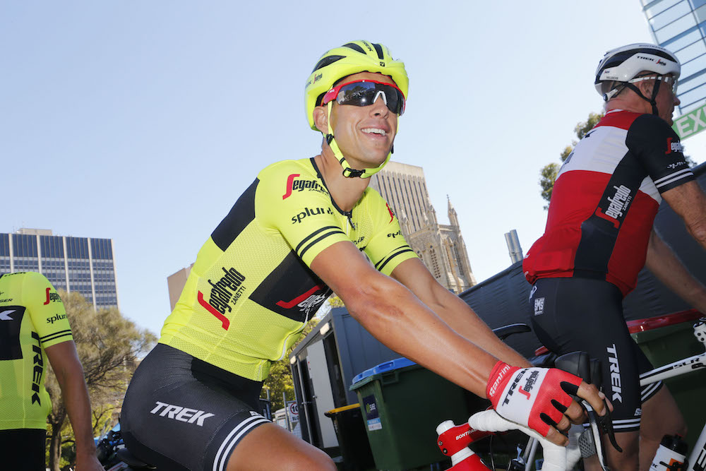 Richie Porte: 'We can hit the ground running at Tour Down Under'