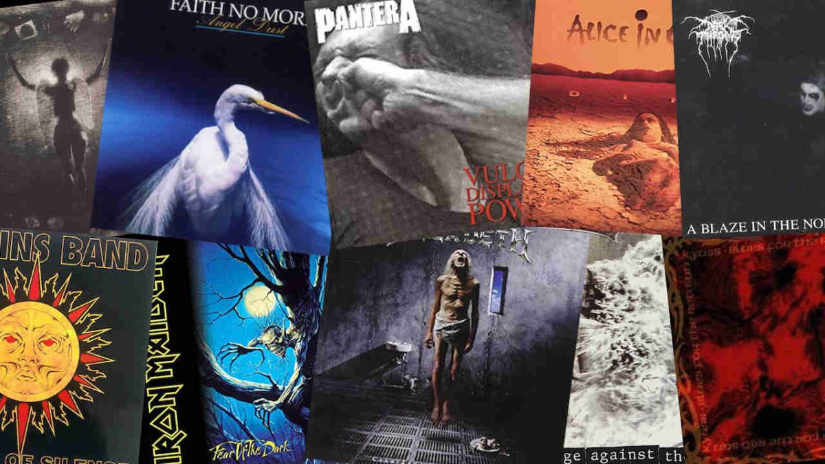 The Top 10 best albums of 1992