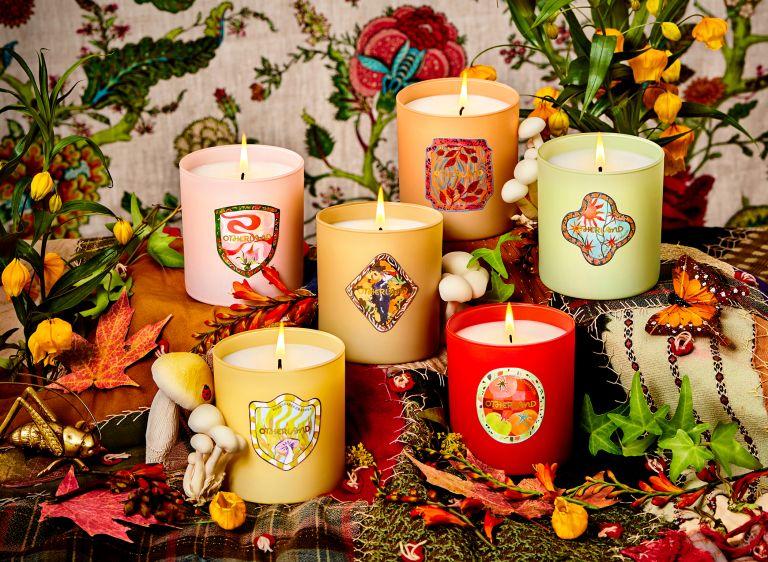 Otherland Autumnland seasonal collection
