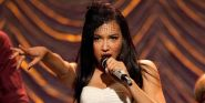 Glee Cast Members Gather Around Lake Piru In Honor Of Naya Rivera