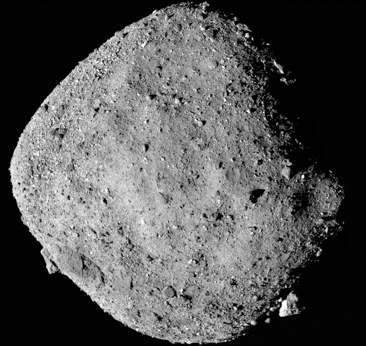 NASA's about to scoop up some asteroid dirt on the space rock Bennu. Scientists are thrilled.
