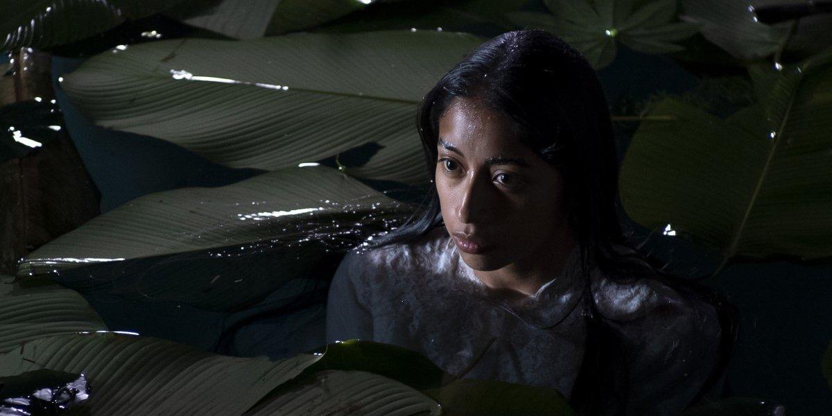 María Mercedes Coroy in La Llorona