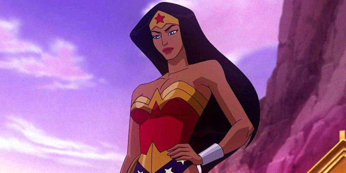 Rosario Dawson in Wonder Woman: Bloodlines