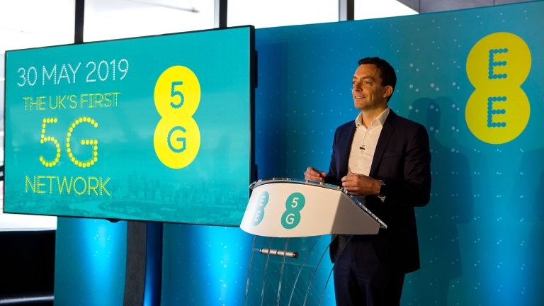 EE 5G Price Launch