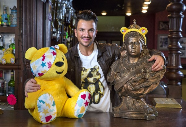 Peter Andre (BBC Children In Need)