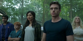 Eternals Trailer Has Angelina Jolie And Salma Hayek Taking Marvel To New Heights