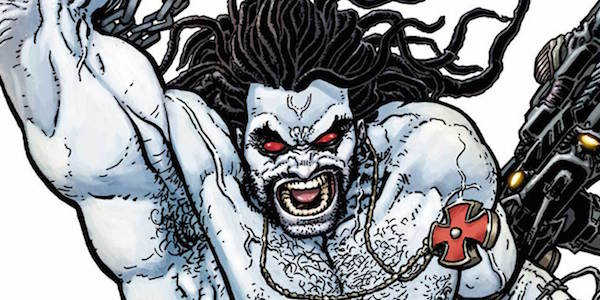 Lobo DC Comics Jeffery Dean Morgan