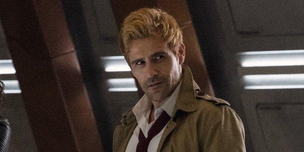 John Constantine Matt Ryan Legends of Tomorrow The CW