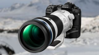 OIympus M.Zuiko Digital ED 150-400mm F4.5 TC1.25x IS PRO
