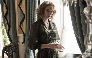 Poldark star Eleanor Tomlinson: 'Ordeal By Innocence is so creepy!'