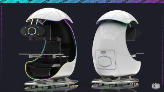 Cooler Master ORB X estación de juego