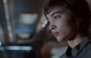 Alex in Season 2 of Snowpiercer