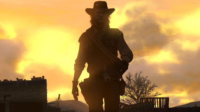 AAA games like Red Dead Redemption 2 will look their best on an HDR screen able to draw out a larger range of colors.