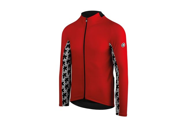 Assos Mille GT Spring Fall LS jersey review - Cycling Weekly 98ed5db65