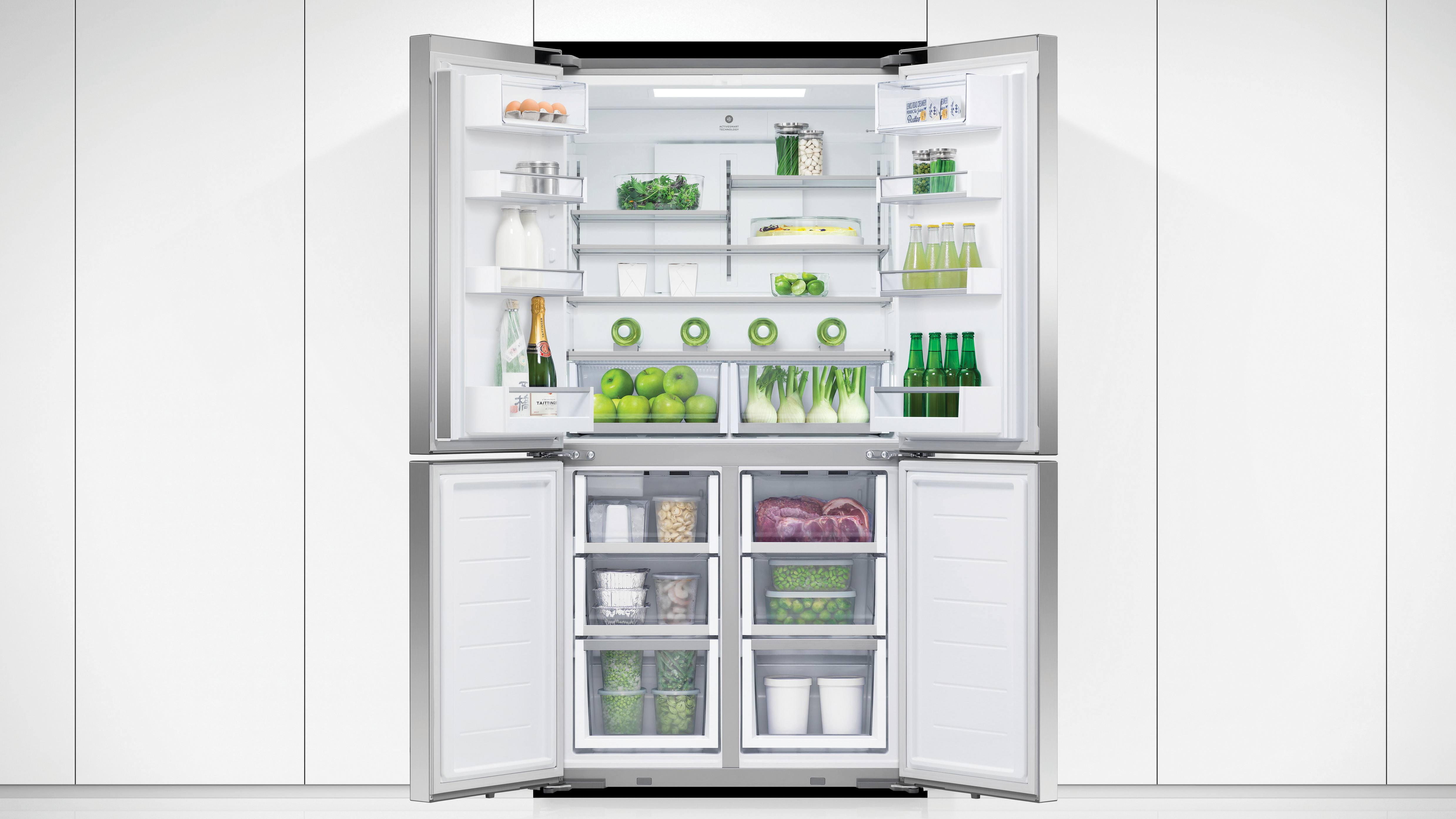 Best Fridge Freezer 10 Top Options Real Homes