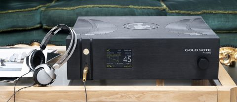 Phono stage: Gold Note PH-1000