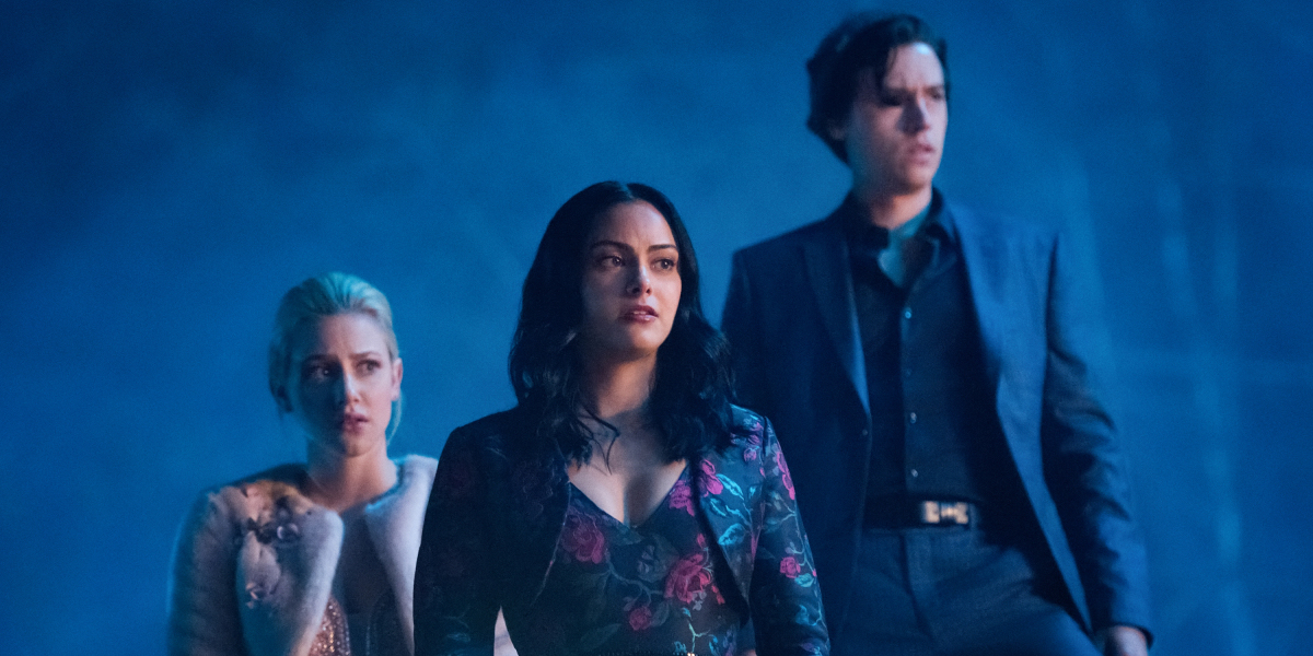 riverdale betty veronica jughead the cw