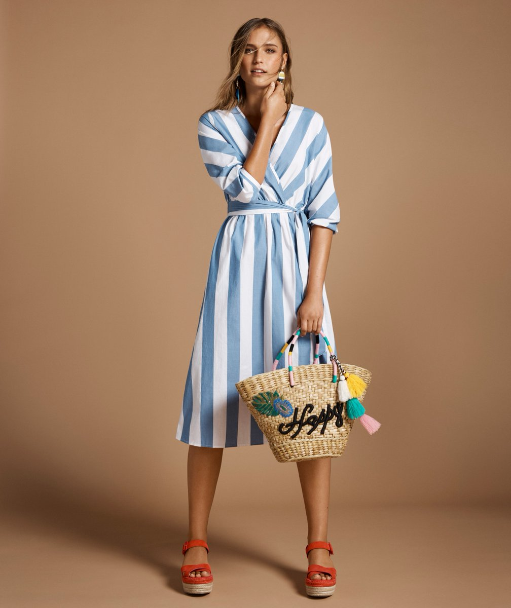 The Marks Spencer dress the internet loved is now in stock – and selling fast