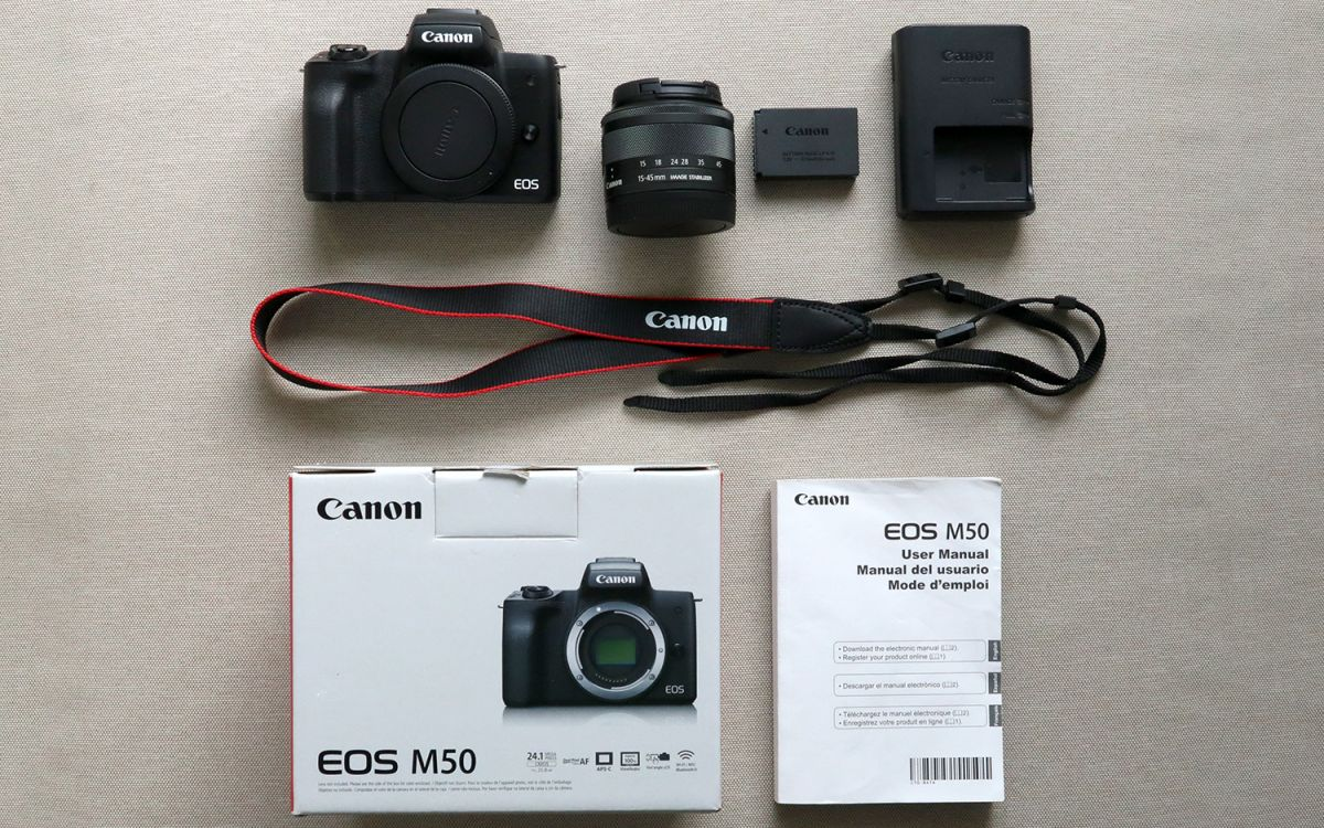 Canon EOS M50 Review: A Surefire Mirrorless Camera   Tom's Guide