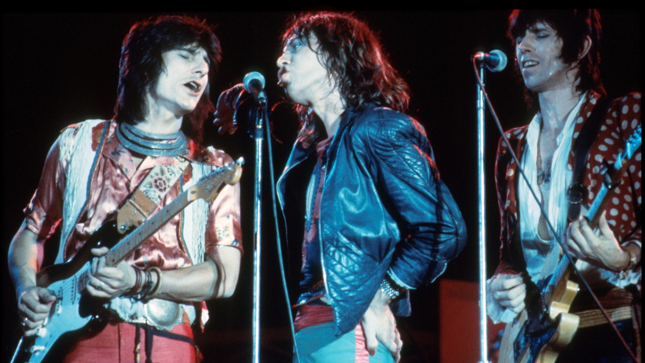 What happened when The Rolling Stones and Lynyrd Skynyrd